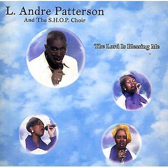 Patterson, L. André & S.H.O.P. kor - Herren er velsignelse mig [CD] USA importerer
