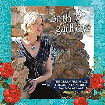 Beth Gadbaw - The Green Fields & the Mountains High [CD] USA import