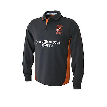 Mudder og herlighed Johannesburg lange ærmer Rugby Shirt