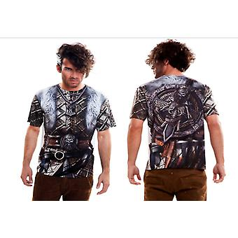 Yiija Shirt Viking Boy (Costumes)