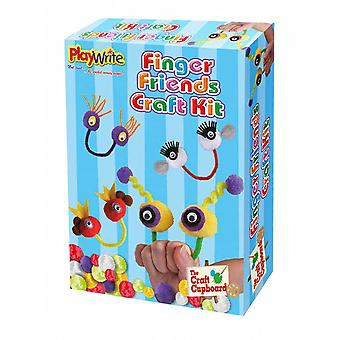 Make Your Own Finger Friends Craft Kit