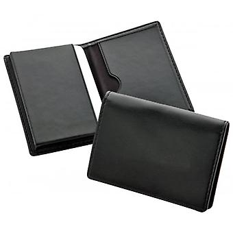 David Van Hagen Economy Business Card Holder - Black