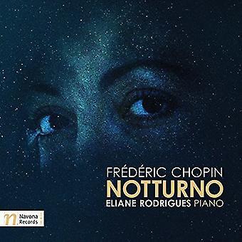 Chopin / Rodrigues - importar de USA Notturno [CD]