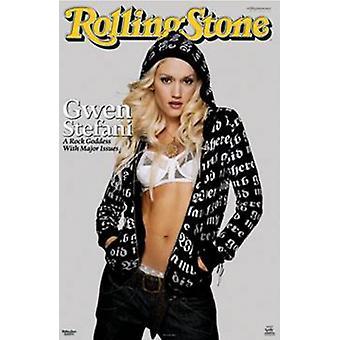 Rolling Stone - Gwen Stefani Poster Print