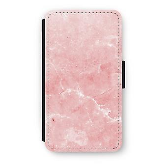 Samsung Galaxy A3 (2017) Flip Case - rosa marmor