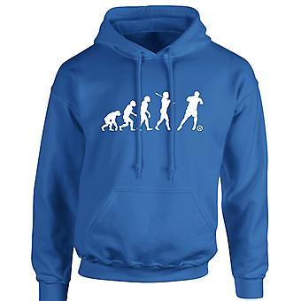 Football Evo Evolution Funny Unisex Hoodie 10 Colours (S-5XL) by swagwear