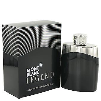 Mont Blanc Legend Eau de Toilette 100ml EDT Spray