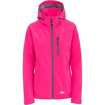 Trespass Womens/Ladies Lorina Softshell Waterproof Walking Jacket