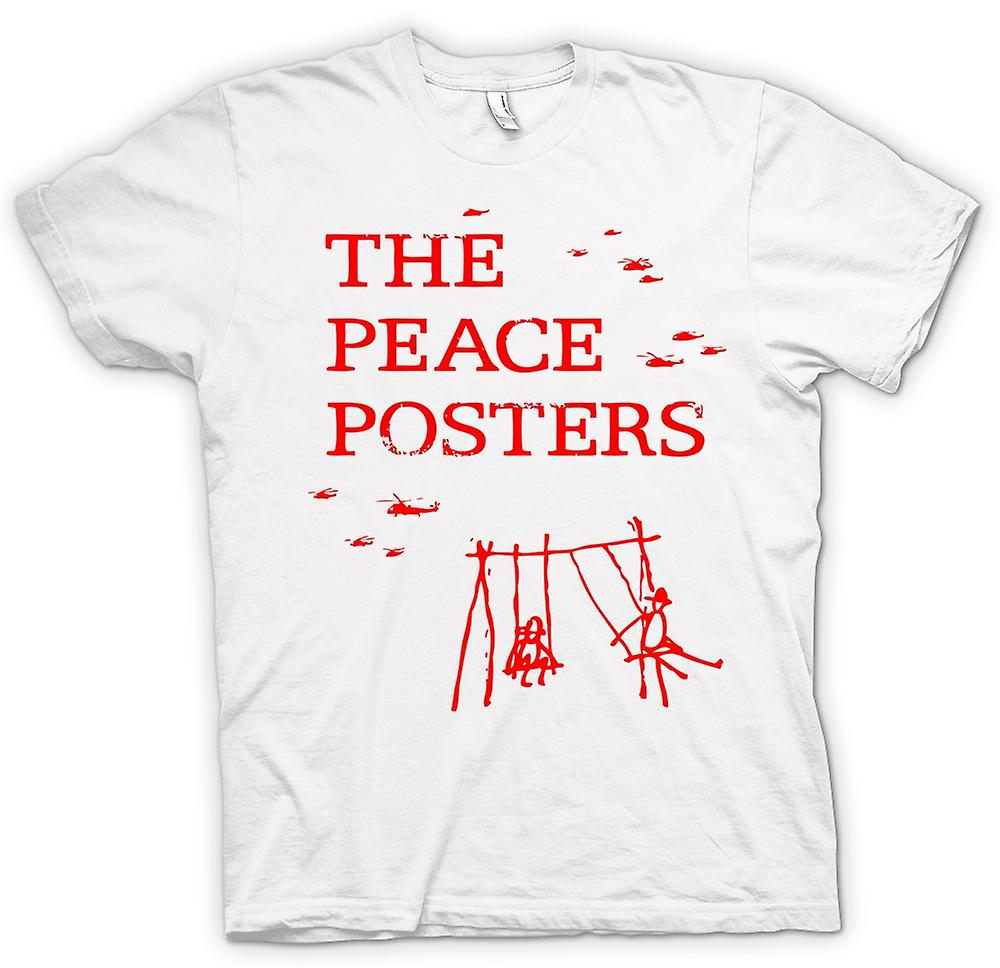 Womens T-shirt - The Peace Posters - Anti War