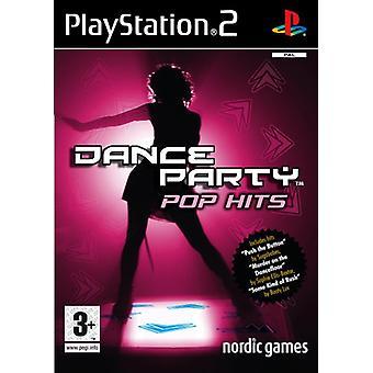 Dance Party Pop Hits (PS2)