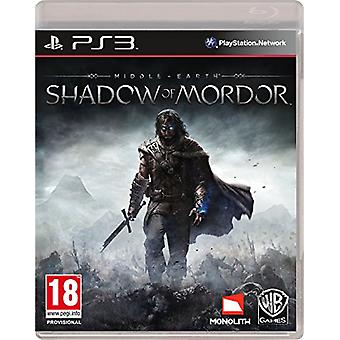 Middle-Earth Shadow of Mordor (PS3)