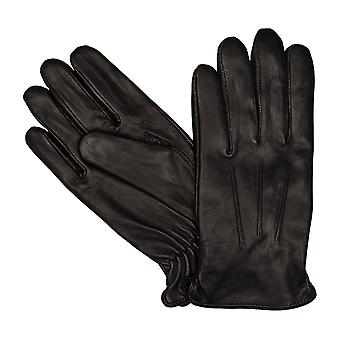 LLOYD mens gloves gloves goat nappa leather black 6441