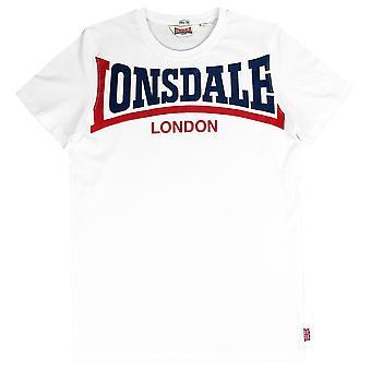 Lonsdale mens T-Shirt Creaton