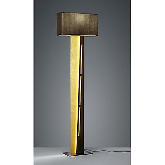الثلاثي الإضاءة نيستور الحديثة الذهب المعادن مصباح الكلمة