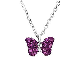 Butterfly - 925 Sterling Silver Necklaces