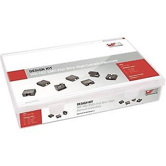 Würth Elektronik WE-HCI 744355 Inductor set SMD 1 pc(s)