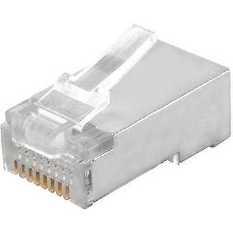 Modular plug Plug, straight MPL8/8RG econ connect MPL8/8RG 1 pc(s)