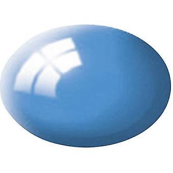 Enamel paint Revell Light blue (glossy) 50 Can 14