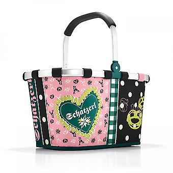 Ris ansvarsfrihet hjälm mjuk redovisade väska korg shopping bag kundvagnen Special Edition