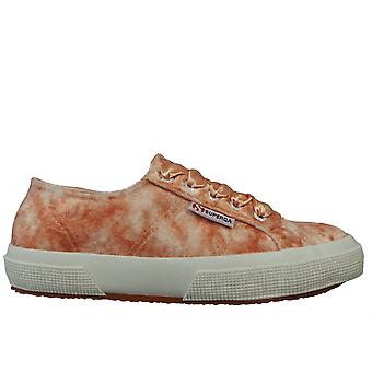 Superga Footwear - Ladies 2750 Velvet Shiny Wrinkled