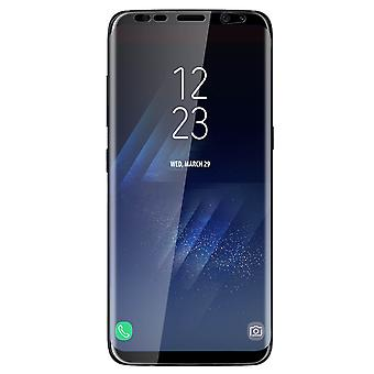 Hydrogel latex crystal clear screen protector for Samsung Galaxy S8