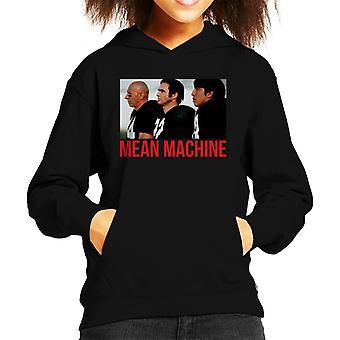 Burt Reynolds Team Mean Machine Kid's Hooded Sweatshirt