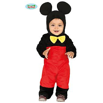 Traje de ratón ratón traje bebé traje animal