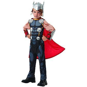 Thor Avengers assemble classic MARVEL kids costume superhero Carnival