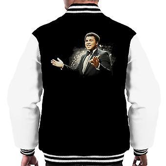 TV-Zeiten Muhammad Ali Tuxedo Männer Varsity Jacket