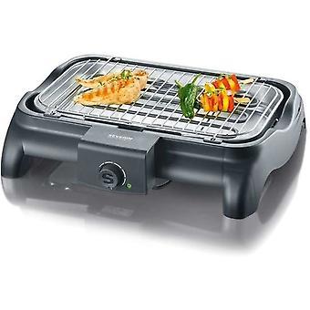 Severin PG8511 Barbecue Tisch grill 2300W schwarz