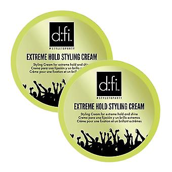 d: 2-pack Extreme crema 75 g