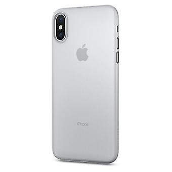 Hard Clear Case for iPhone XS!