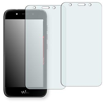 WIKO WIM Lite screen protector - Golebo crystal-clear protector (miniature sheet)