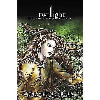 Twilight - grafisk roman - volym 1 av Stephenie Meyer - unga Kim