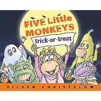 Cinq petits singes truc par cinq petits singes truc-ou-Tr