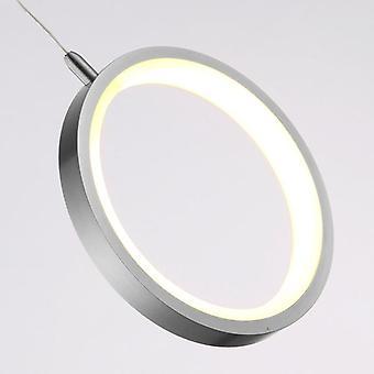 Luminaire de plafond rond couvert suspendu suspension unique LED Light neuf