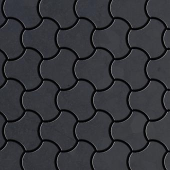 Metal mosaic Raw Steel ALLOY Ubiquity-RS