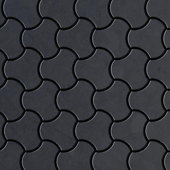 Mosaico de metal sólido Acero bruto ALLOY Ubiquity-RS
