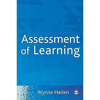 Assessment of Learning by Wynne Harlen - 9781412935197 Book