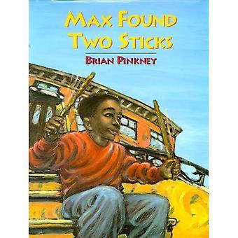Max Found Two Sticks (Reading Rainbow Books (Hardcover))