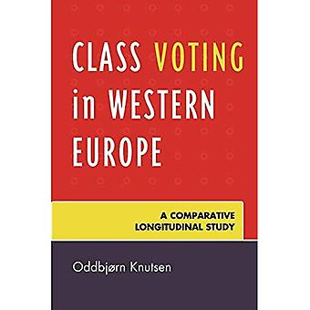 Class Voting in Western Europe: A Comparative Longitudinal Study