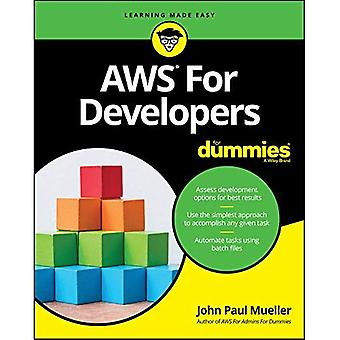 Amazon Web Services for�Developers For Dummies