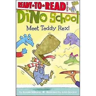 Meet Teddy Rex! (Ready-To-Read - Level 1