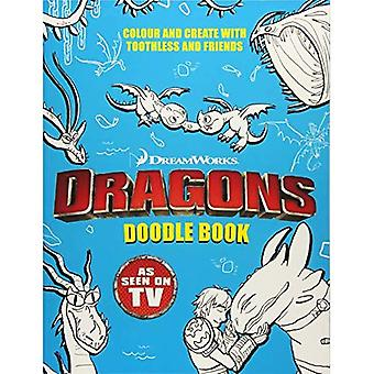 Dragons: Doodle Book (Dragons)