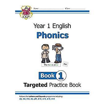 Nouveau KS1 anglais ciblés Practice Book