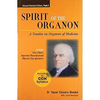 Geist des Organon: eine Abhandlung über Organon von Medizin