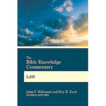 Bk Commentary Law (Bk Commentary)