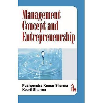 Management Concept and Entrepreneurship