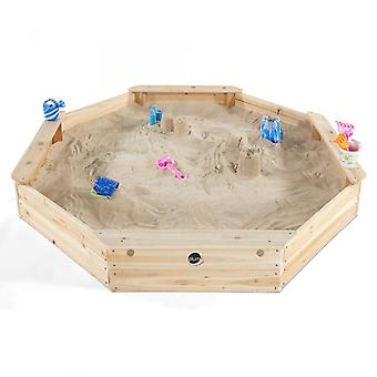 Plum Outdoor Play Giant Wooden Sand Pit