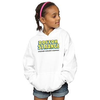 Marvel Girls Doctor Strange AKA Stephen Vincent Strange Hoodie
